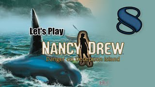 Nancy Drew 9: Danger on Deception Island [08] w/YourGibs - ROYAL FLUSH SECRET ENTRANCE