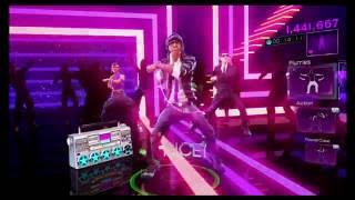 Dance Central 3- Get Low (Hard) 100% Gold Gameplay