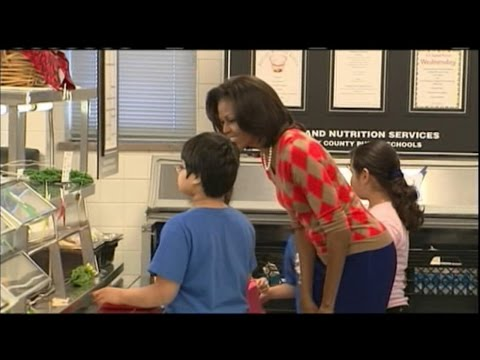 White House targets Michelle Obama initiatives, big banks