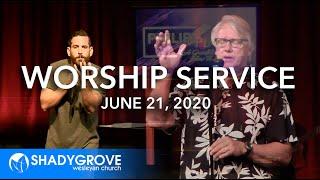 Sunday Worship Service | June 21,2020 | Shady Grove