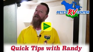 How to Achieve Extended Hot Showers | Pete's RV Quick Tips