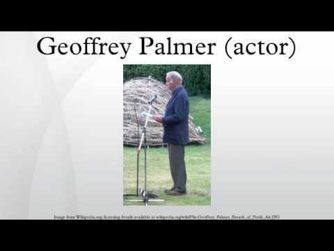 Geoffrey Palmer (actor)