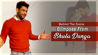 BTS: Behind The Scenes Glimpses From Bhula Dunga Music Video