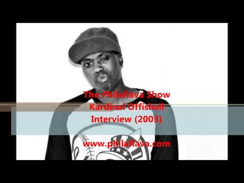 The Philaflava Show - Kardinal Offishall interview