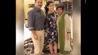 Dhaani (Eisha Singh) with her real life family and Friends!! Ishq Ka Rang Safed
