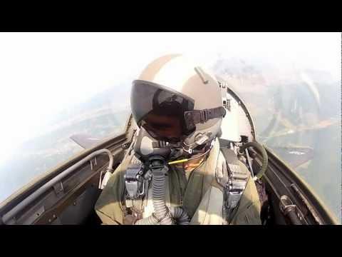 Sergeant Schott's T38 Incentive Flight