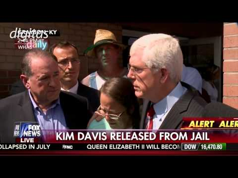 Attorney for Kim Davis says she followed the law, everyone else broke it.