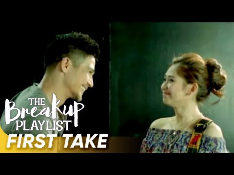 FIRST LOOK: Piolo and Sarah in 'The Breakup Playlist'
