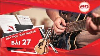 """Dạy chơi Guitar """"Giai điệu Tây Nguyên"""" - Trần Đạt - Trung tâm Nghệ thuật Adam"""