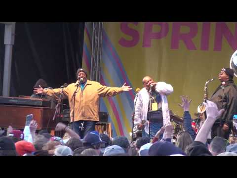Dirty Dozen Brass Band - full set Solaris 4-11-14 Vail, CO HD tripod