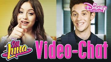 Luna & Matteo im Video-Chat: Sind sie noch zusammen? | Soy Luna im Disney Channel