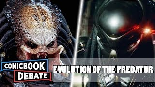 Evolution of the Predator Movies in 5 Minutes (2018)
