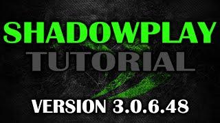 shadowplay audio settings video, shadowplay audio settings