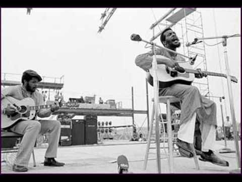 Richie Havens ~ Motherless Child ~