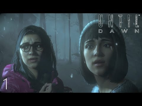 Until Dawn (Ep.1) - The Butterfly Effect