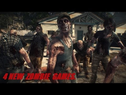 Top 4 New Zombie Games 2016 2017 Pc Ps4 Xbox One