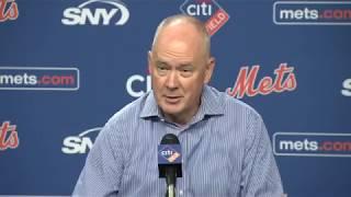 Mets GM Sandy Alderson on Robert Gsellman's
