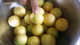 lemon garland for Amman    Aadi masam Pooja   எலுமிச்சை மாலை செய்வது எப்படி