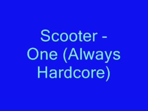 Scooter  One Always Hardcore
