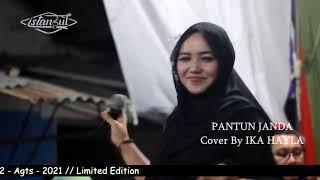 Lagu Melayu PANTUN JANDA // IKA HAYLA feat ISTANBUL GAMBUS ( Live Limited Edition ) 22-08-2021