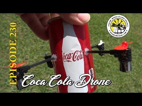 Coca Cola Drone Jingle Mashup