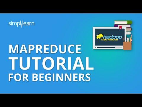 MapReduce In Hadoop | Hadoop Tutorial | Simplilearn