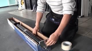 Window tint film roll cutting tool- custom hand made/ cut 60
