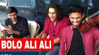 Download song Sajjad Ali - Ali Ali  | Outdoor Mehfil
