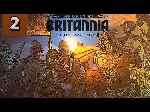 Total War Thrones of Britannia - Gaelic Kingdoms Campaign - Part 2
