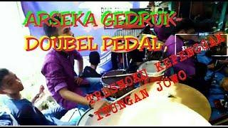 Gambar cover Gedruk Doubel Pedal Arseka - Tresnoku kepenggak itungan jowo voc. Shanti