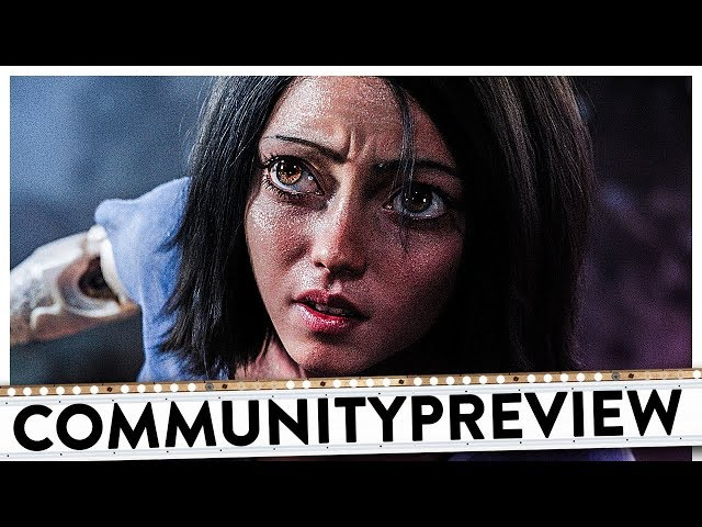 ALITA - BATTLE ANGEL | Sneak Peek Events mit Robert Rodriguez & Jon Landau in Berlin | HH & Nürnberg