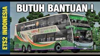 PENUH CURHATAN SEPANJANG BOGOR BANDUNG | ETS2 Mod Indonesia