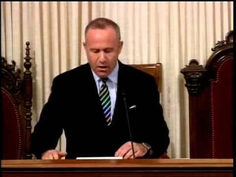 Senate President pro Tem Steinberg - 2013-14 CA Legislative Session