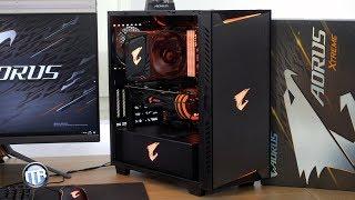 Der ultimative GIGABYTE AORUS Gaming PC - Alles von einem Hersteller!