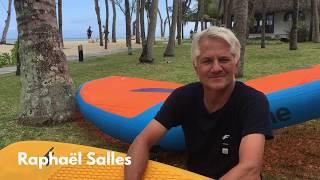 Wing Surf Fone Par Raphaël Salles Pour Flysurf.com | Dealer Meeting Fone 2020