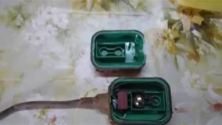 Поплавковий вимикач насоса - основні елементи.