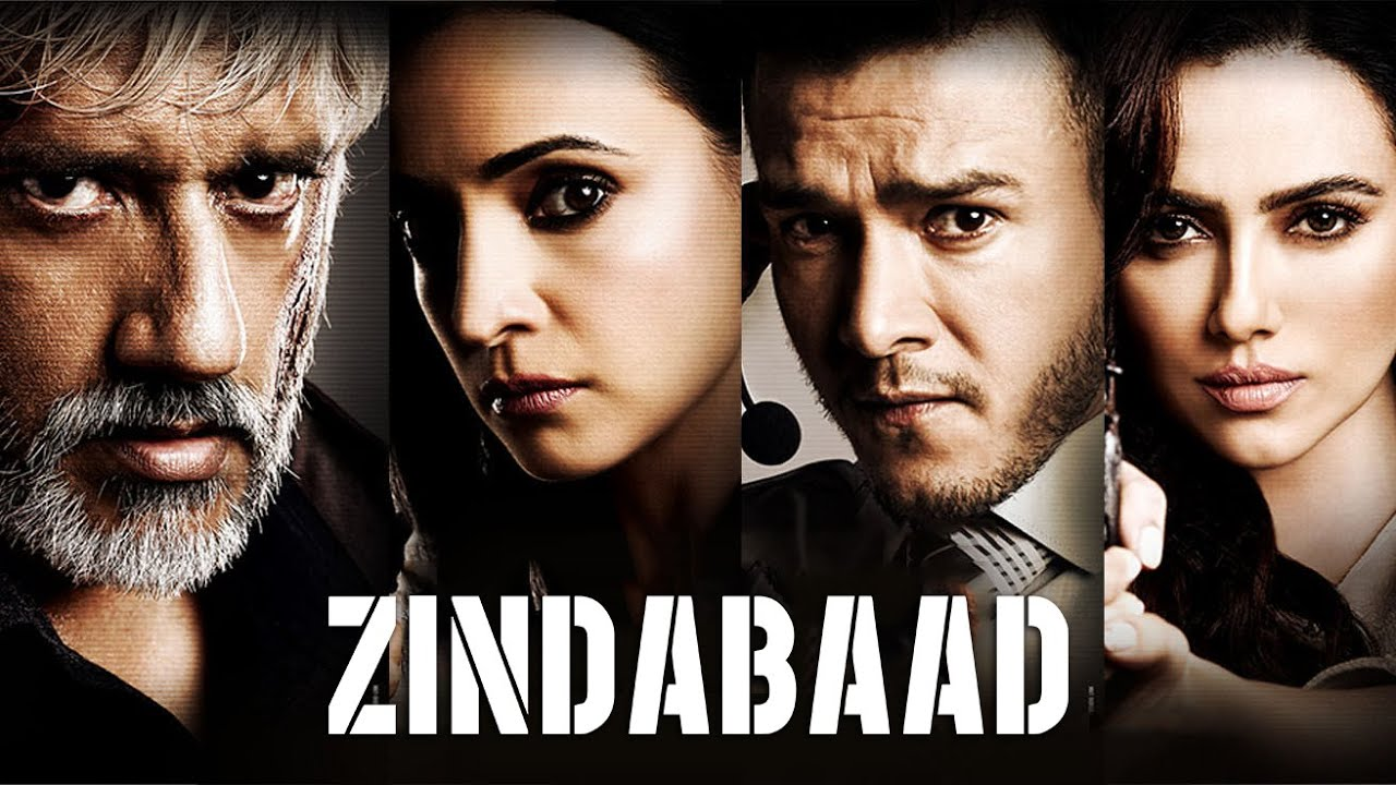 Download Zindabaad (Official Released) All Episodes | A Web Original By Vikram Bhatt Web Series