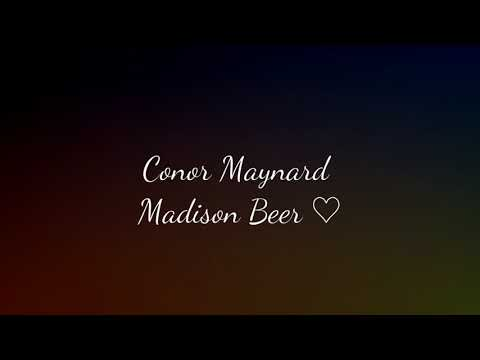 Conor Maynard - Dusk Till Dawn (SING OFF Vs. Madison Beer)