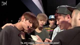 BTS & Got7 рус.саб