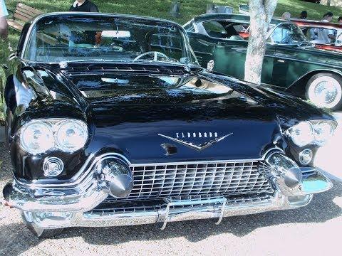 1958 Cadillac Eldorado Brougham BlackStainless LakeMirrorA101913
