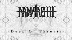 Armaroth -Deep Of Throats- (Official Lyric Video)