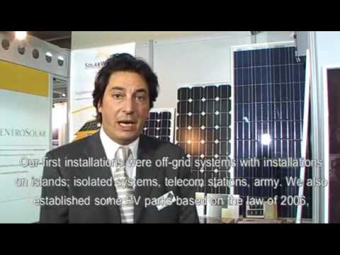 PHOTOVOLTAIC Renewable Energy Application  a wholesaler in Greece