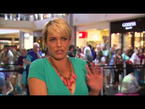 "Days of Our Lives: Arianne Zucker ""Nicole Walker"" Las Vegas 2014  Event"