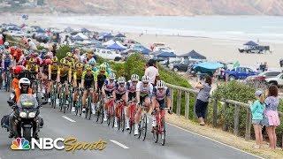 Tour Down Under 2020: Stage 6 | EXTENDED HIGHLIGHTS | NBC Sports