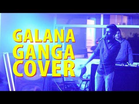 Galana Ganga Live Karaoke Cover - KaluMalli