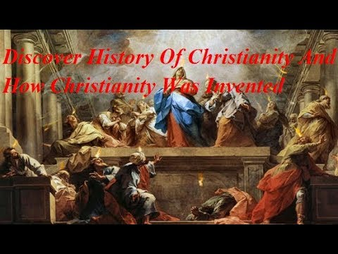 [Best Documentary]Discover History Of Christianity And How Christianity Was Invented