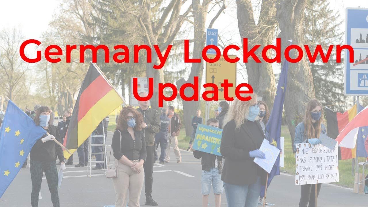 Lock Down Deutschland