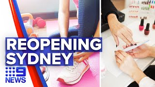 Coronavirus: Gyms And Beauty Parlours To Open Soon   Nine News Australia