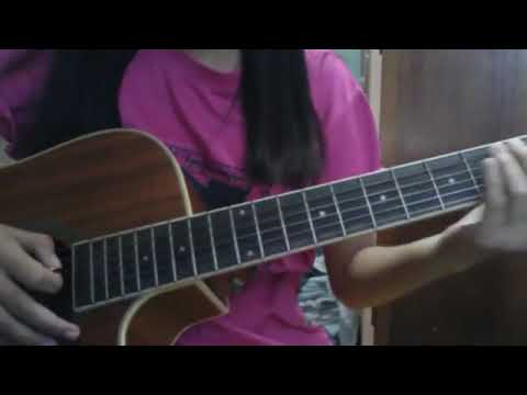 Tinggal Kenang - Loudness Empire (Solo guitar) cover by Farr