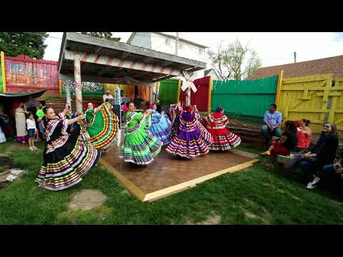 MDA Performs at Cantina Maximo Cinco de Mayo Celebration - Dance 2